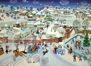 Рождество в Святых Горах. Многодневный автобусный тур из Владимира