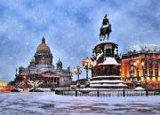 Новый год в Санкт-Петербурге. Автобусный тур из Владимира