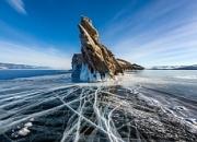 Байкал: голубой лед. Тур из Владимира на Байкал