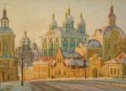 Рождество в Смоленске: мандариновый гусь  Смоленск → Талашкино*  → Хмелита → Вязьма