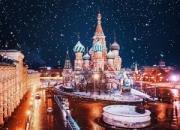 """Москва. """"Новый год с царским размахом"""""""