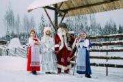 Карелия - когда отдыхает душа! Автобусный на новогодние каникул из Владимира