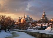 Рождество на Пушкинском кольце