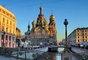 Осенние очарование Петербурга