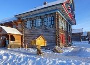 Рождественские гулянья в Вологодской деревне. Автобусный тур из Владимира